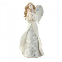 Angel Cradling Baby Figurine - $25.30