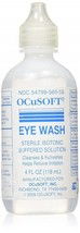 Ocusoft Eye Wash Sterile Isotonic Buffered Solution Relieve Irrigating C... - $12.42