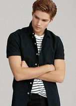 Polo Ralph Lauren Mens Button-Down Collar Short Sleeve Button-Down Shirt... - $36.99