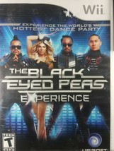 The Black Eyed Peas Experience - Nintendo Wii 2011 Disc only - $6.98
