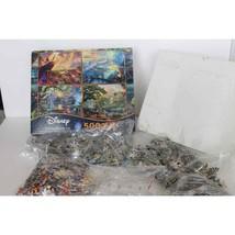 Thomas Kincade Disney set of 4 puzzles - $23.03