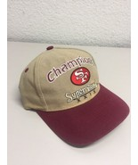 Baseball Cap Hat Snap Back san francisco 49ers Super Bowl 29 nfl - $19.79