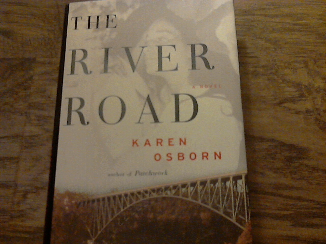 The River Road By Karen Osborn (2002 Hardcover)