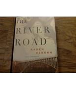The River Road By Karen Osborn (2002 Hardcover) - $4.00