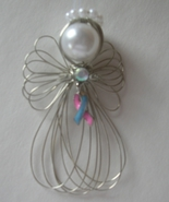 Premature Infant or Infant Loss Angel Ornament ... - $8.00