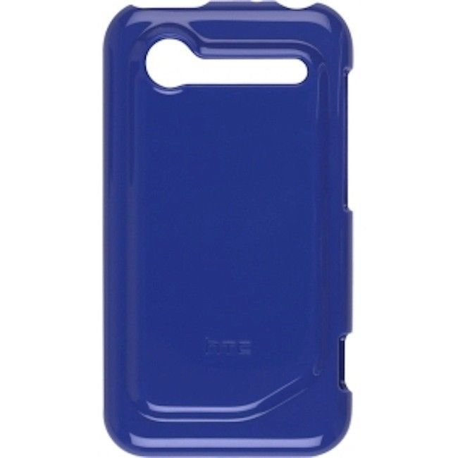 Original HTC TPU Gel Skin Case Cover for HTC DROID Incredible 2 – Cobalt Blue