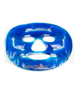 Cooling Gel Full Face Mask Skin Care Facial Mas... - $12.99