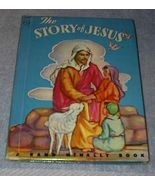 Vintage Child's Junior Elf Book The Story of Jesus - $5.00
