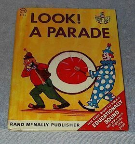 Child's Start Right Elf Book Look A Parade