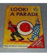 Child's Start Right Elf Book Look A Parade - $5.00