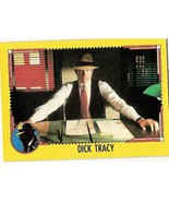 1990 Topps DICK TRACY-DICK TRACY #2 - $0.10
