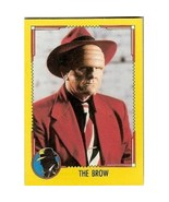 1990 Topps DICK TRACY-THE BROW #13 - $0.10