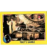 1990 Topps DICK TRACY-TRACY'S GAMBLE #86 - $0.10