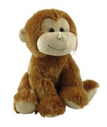 "Aurora World 12"" Plush Ultra Soft Brown MONKEY ~NEW~ - $10.99"