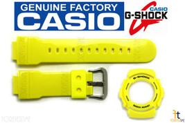 Casio G-300SC-9AV G-Shock Original Yellow (Glossy) Band & Bezel Combo - $52.15