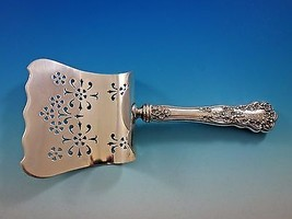 """Buttercup by Gorham Sterling Silver Asparagus Server Hooded HH AS Pierced Old 9"""" - $1,433.55"""