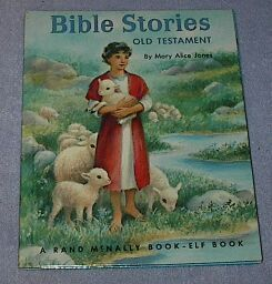 Child's Elf Book Bible Stories, Old Testament