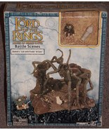 Lord Of The Rings Armies Of Middle Earth Battle... - $54.99