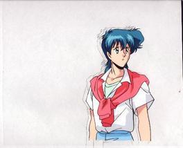 """Ashita e Free Kick """"Syun Godai"""" Anime Cel (0174) - $5.00"""