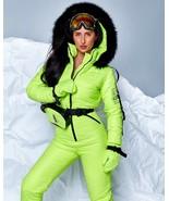 Winter Snowsuit Nylon Skisuit Damenoverall Anzug Snow Jumpsuit Warm Ski ... - $249.00
