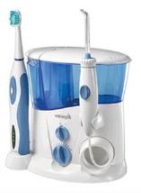 Professional Electric Water Flosser Waterpik Oral Irrigator w/ Sonic Toothbrush - $105.99