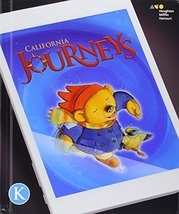 Student Edition Set Grade K 2017 (Journeys) [Paperback] HOUGHTON MIFFLIN HARCOUR image 2