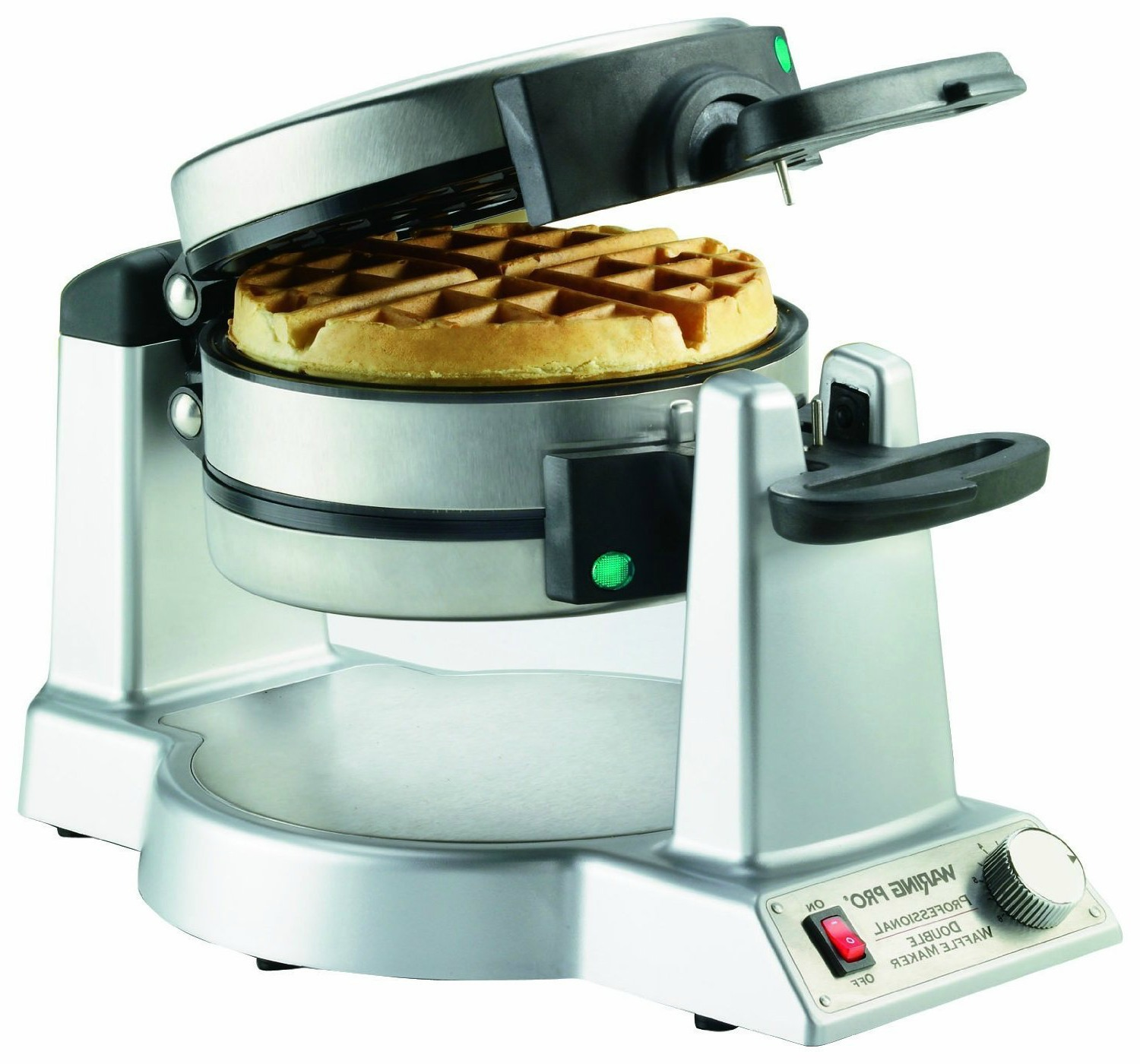 Morning belgian waffles electric cuisinart food cookware for Cuisine generator