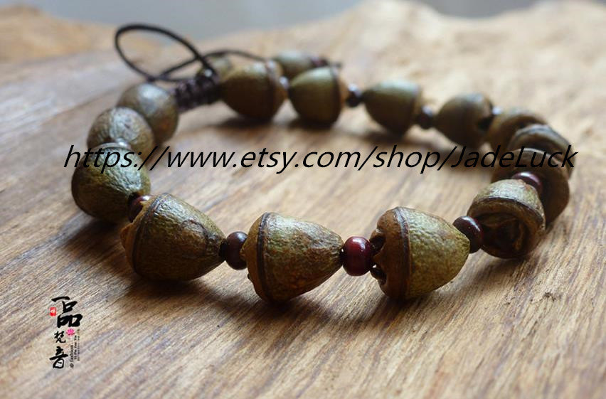 Free shipping - Jin Zhongpu grapes hand Bodhi beads bracelet Jewelry / beauty na