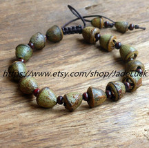 Free shipping - Jin Zhongpu grapes hand Bodhi beads bracelet Jewelry / b... - $23.99