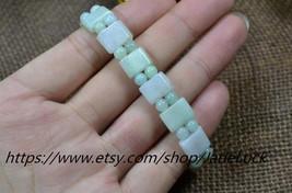 Free shipping - good luck charm bracelet beads bracelet jade bamboo raft - $28.99