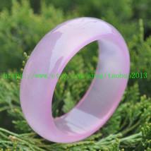 handmade natural pink agate bracelet, bringing good luck charm bracelet ... - £29.44 GBP