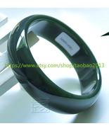 Natural green jade bracelet / charm / Round bracelet,  - $68.00