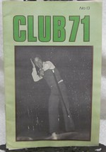Club 71 - The Magician issue 13 - $24.50