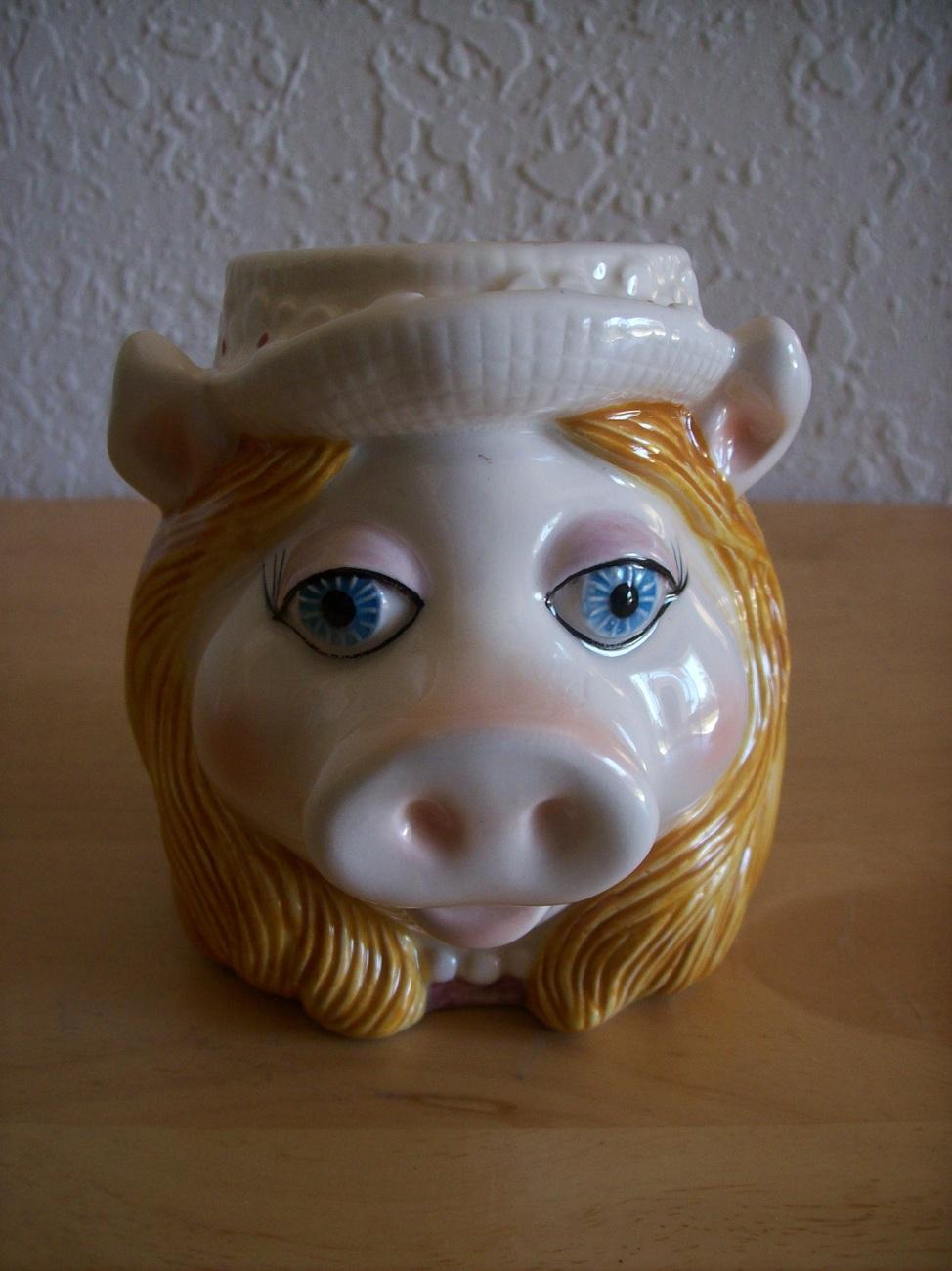 Miss Piggy Coffee Mug by Sigma
