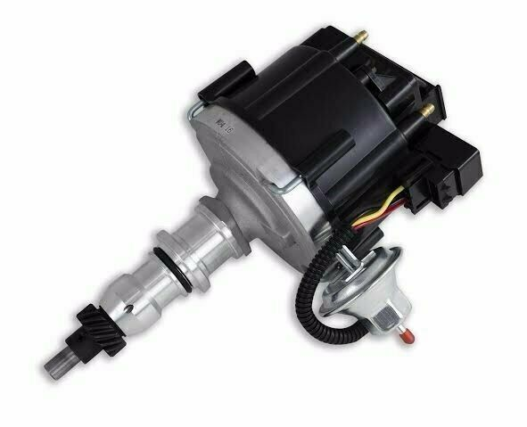 FORD 240 300 INLINE SIX STRAIGHT 6 HEI DISTRIBUTOR BLACK F150 F250 E100