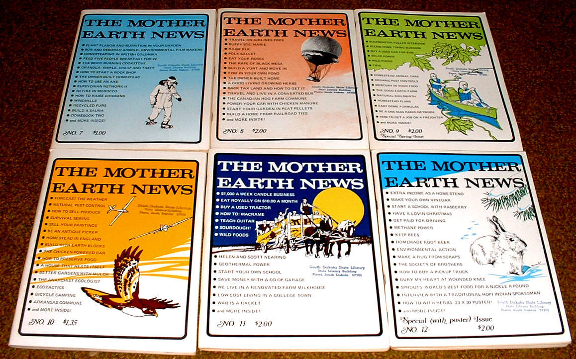 Mother earth 7 12