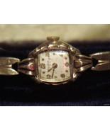 BULOVA WATCH Clean & Working 1959 Vintage Ladie... - $49.45