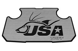 USATuff Cooler Seat Pad fits Ozark Trail 26qt 2-Layer Hogfish - Gray Black - $74.97