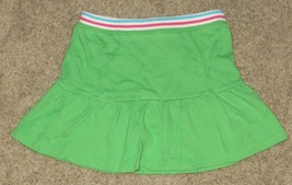 EUC Gymboree Tennis Match Green Knit Skirt Size 7 - $11.97