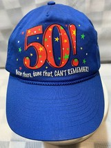 50 Been There Done That Can't Remember Snapback Adult Cap Hat - $10.29