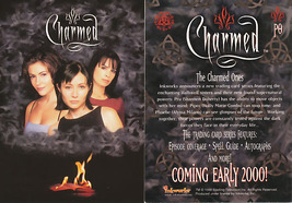 Charmed Season One P0 Promo Card - $2.50