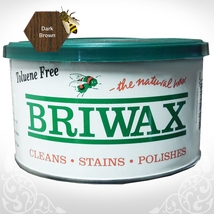 Briwax Toulene Free 16oz Dark Brown - $19.75