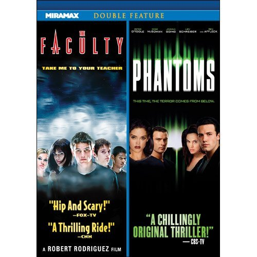Phantoms / The Faculty DVD