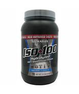 Iso-100, Vanilla 1.6 lbs by Dymatize - $29.99