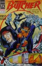 The Butcher #1 May 1990 [Comic] Mike Baron and Shea Anton Pensa - $5.79