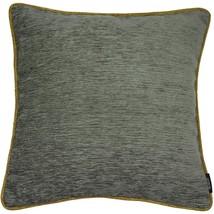 McAlister Textiles Alston Chenille Grey + Yellow Pillow - $32.77+