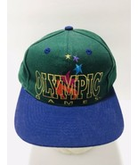 The Game 100 Centennial Olympics Games Atlanta 1996 Hat Cap Embroidered - $38.00