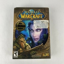 World of Warcraft 2004 PC Video Game Complete - $18.99
