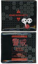Evangelion: Emergency Wallet GE61620 NEW! - $19.99