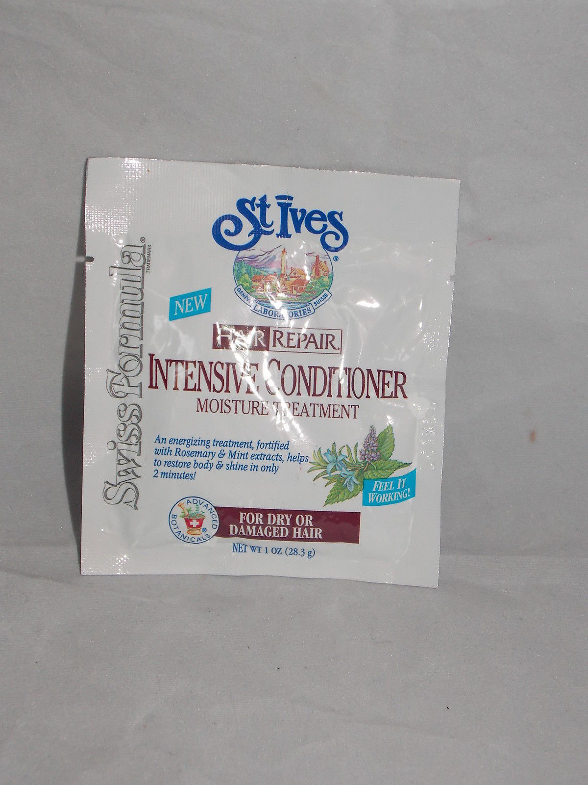 St. ives shampoo and conditioner